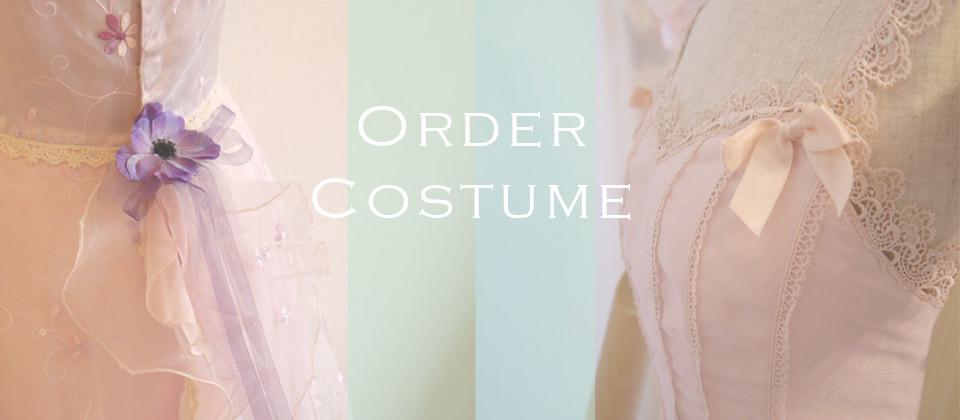 Order Costume